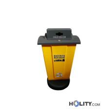 Behälter für verbrauchte Batterien, ca. 65 Liter h326_56