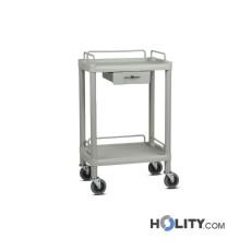 Medikationswagen für Krankenhäuser mit 2 Ebenen h333_05