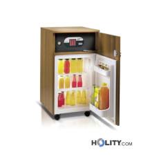 Einbau-Minibar für Hotels und Büros 40 Liter h3408