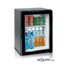 Minibar für Hotels und Büros mit Glastür 30 Liter h3410