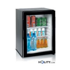 Minibar für Hotels und Büros mit Glastür 40 Liter h3415