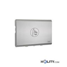 Wand-Wickelbrett für öffentliche Toiletten h4046