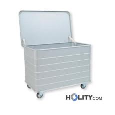 Wäschewagen für Krankenhaus h41019