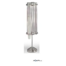 Eisbecherhalter mit 5 Säulen für Eisdielen h412_14