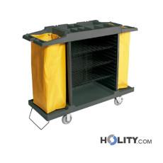 Zimmerservicewagen für Hotels h43804