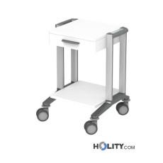 Wagen für elektromedizinische Geräte h44608