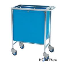 Wäschewagen mit Sack für Krankenhaus h44804