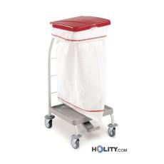 Wäschewagen mit Sack für Krankenhaus h44806