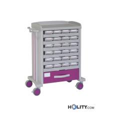 Medikamentenwagen zur Arzneiverteilung h44808