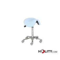 Ergonomischer Hocker für Behandlungszimmer h448_92