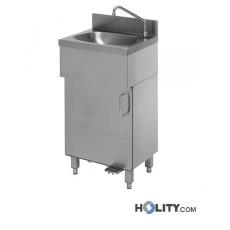 Handwaschbecken mit Unterschrank h45610