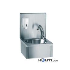 Handwaschbecken mit Kniebedienung h462_15