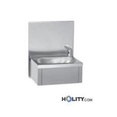 Handwaschbecken mit Lichtschranke h462-16