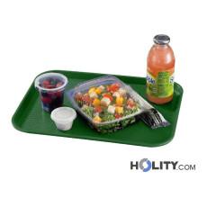 Tablett für Fast-Food und Imbisse, raue OF h464_105