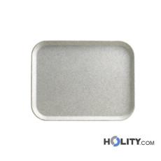 Tablett für Fast-Food-Restaurant h464_208