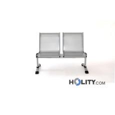 Sitzbank mit 2 Plätzen für Wartesaal h500_10