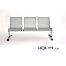 3er-Sitzbank für Wartesaal h500_11
