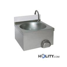 Handwaschbecken mit Kniebedienung h504_14