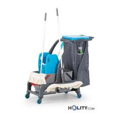 Reinigungswagen für Hotels h504_16