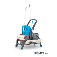 Reinigungswagen für Hotels, Büros, etc. h504_17