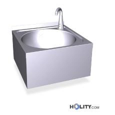 Automatisches, batteriebetriebenes Handwaschbecken h509_04