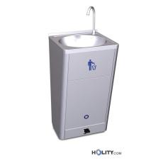 Mobiles Handwaschbecken h509_06