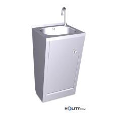 Handwaschbecken mit Kniebedienung h509_10