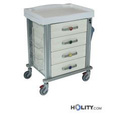Medikationswagen für Krankenhäuser h527_07