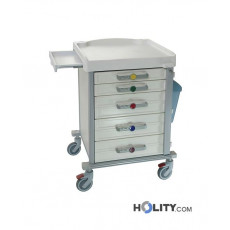 Medikamentenwagen zur Arzneiverteilung h527_19