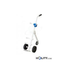 Wagen für Sauerstoffflaschen h5539