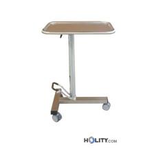 Mayo-Tisch mit Standfuß in T-Form h564_12