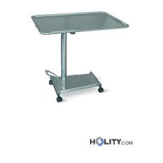 Mayo-Tisch/Wagen als Instrumentenablage  h564_13