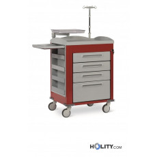 Medizinischer Notfallwagen h564_16