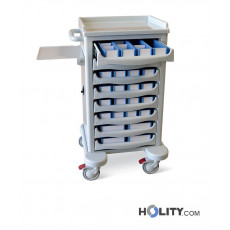 Medikamentenwagen zur Arzneiverteilung h564_19