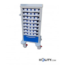 Medikamentenwagen für Kliniken, etc h564_22
