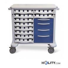 Medikamentenwagen für Kliniken, etc h564_23