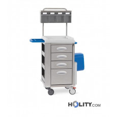 Medikationswagen für Krankenhäuser h564_34