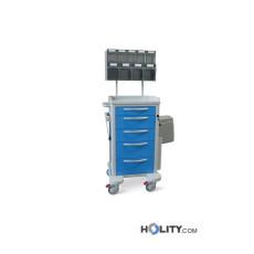 Behandlungswagen mit Schubladen h564_37