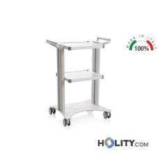 Medizinischer Multifunktions-, Gerätewagen h582_15