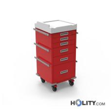 Nofallwagen für Kliniken h634_05