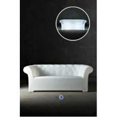 Polyethylen Sofa mit Armlehnen h6416