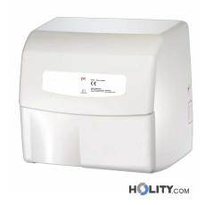 Warmlufthändetrockner für öffentliche Toiletten h647_10