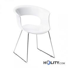 SCAB Sessel MISS B ANTISHOCK mit Kufengestell h7411