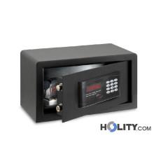 Hotelsafe mit Elektronik-Schloss auch für Tablet/Ipad h7665