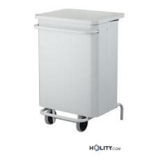 Mülleimer mit Pedal für den gewerblichen Einsatz h86_106