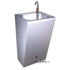 Handwaschbecken mit Automatikwasserhahn h21849