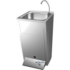 Handwaschbecken aus Edelstahl h21806