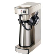 Kaffeemaschine aus Edelstahl h21509
