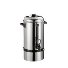 Kaffeemaschine aus Edelstahl h21504
