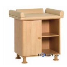 Wickelkommode aus Holz h17501